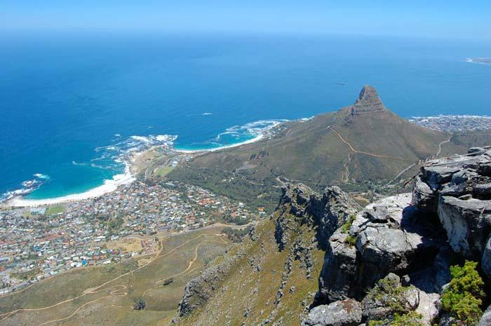 Kitereisen Langebaan Kitesurfen Kapstadt Südafrika