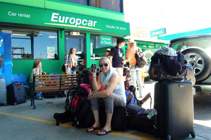 Europcar San Juan - Kitereisen Kitesurfen Costa Rica