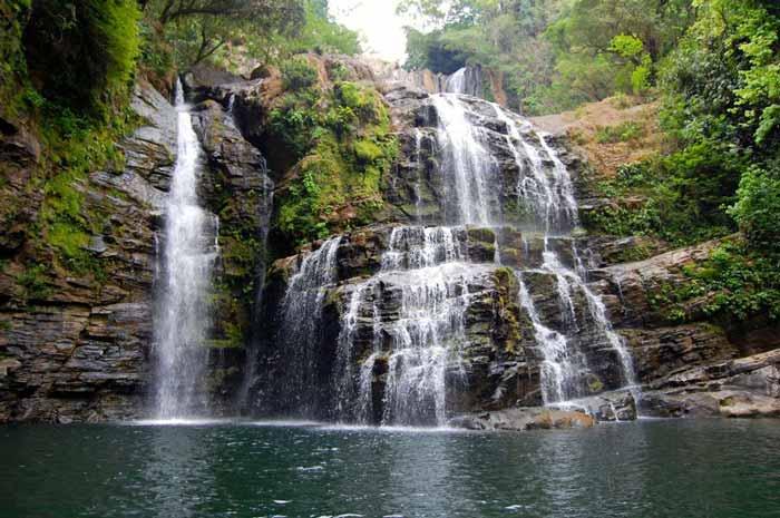 Wasserfall - Kitereisen Kitesurfen Costa Rica