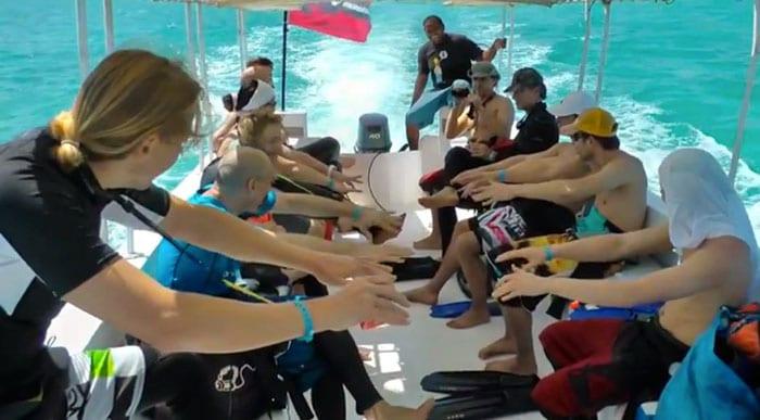 KMTV Kitereisen: Kitesurfen im KiteVillage Hamata 2012