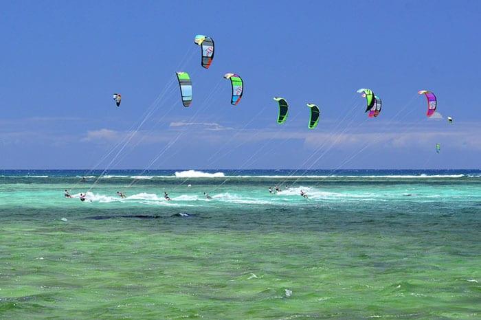 Kitereisen Bel Ombre - Mauritius