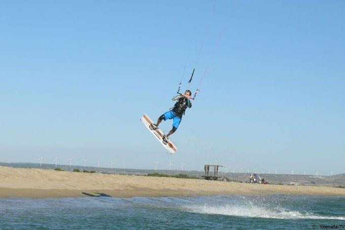 KMTV Kitereisen: Leucate - Kitesurfen in Frankreich 2012