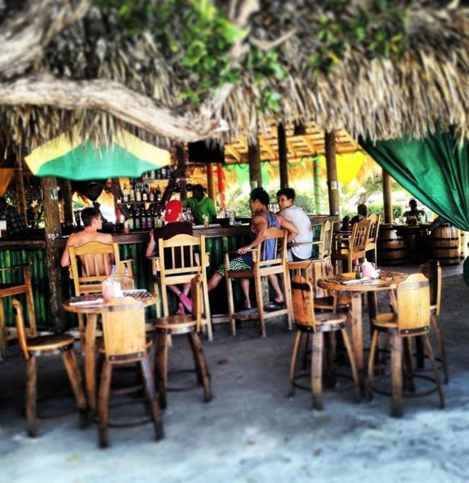 Chill Outbar - Kitesurfen auf Jamaika