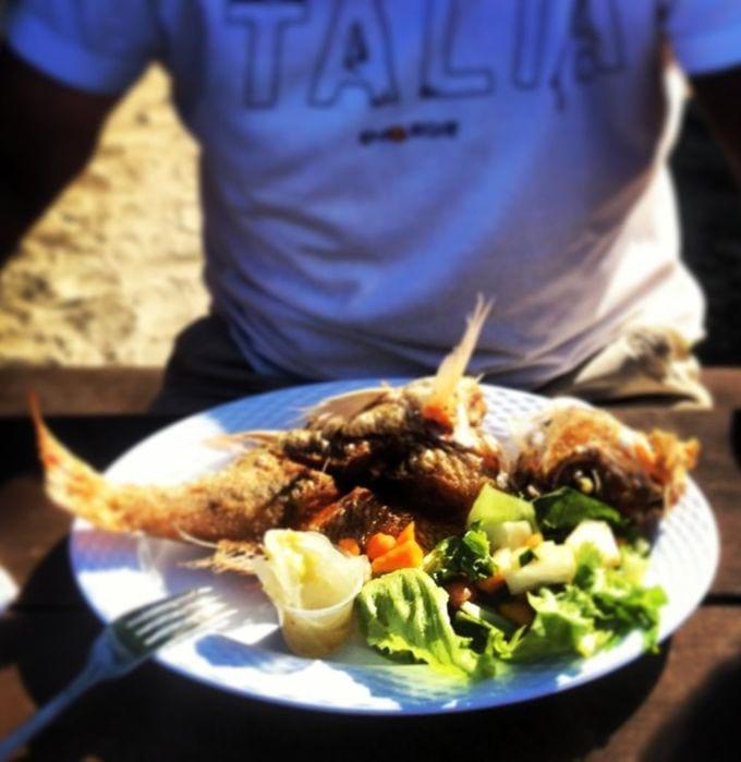 Food - Kitesurfen Jamaika