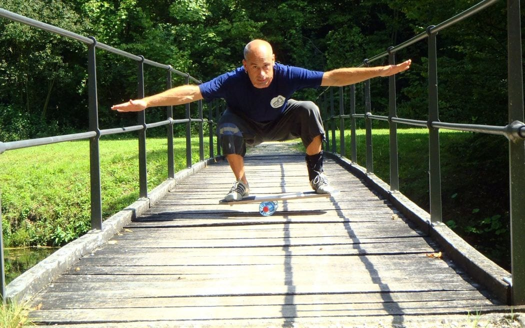 Balance Boards - EQUILIBRE