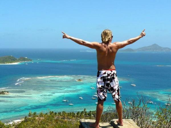 KMTV Kitereisen: Union Island - Kitesurfen mit Jeremie Tronet - Kitespot