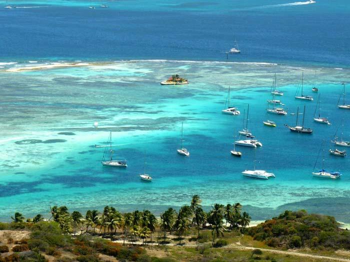 KMTV Kitereisen: Union Island - Kitesurfen mit Jeremie Tronet - Yachten