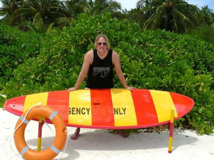 KMTV Kitereisen: Olhuveli - Kitesurfen auf den Malediven