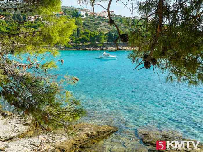 Kitereisen Kroatien: Kitesurfen Kitespots Nin & Zadar