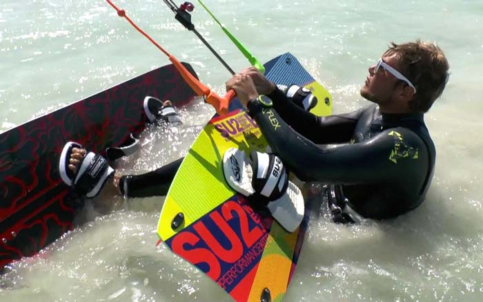 Board Rescue - Kiteboards selber retten