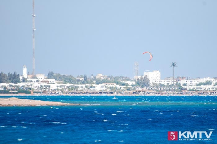 Kitereisen Dahab: Kitesurfen am Harry Nass Center