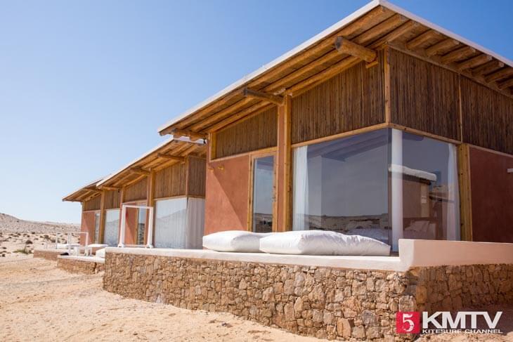 Dakhla Kitesurfen - Kitereisen ins Kiteworldwide Villa Camp