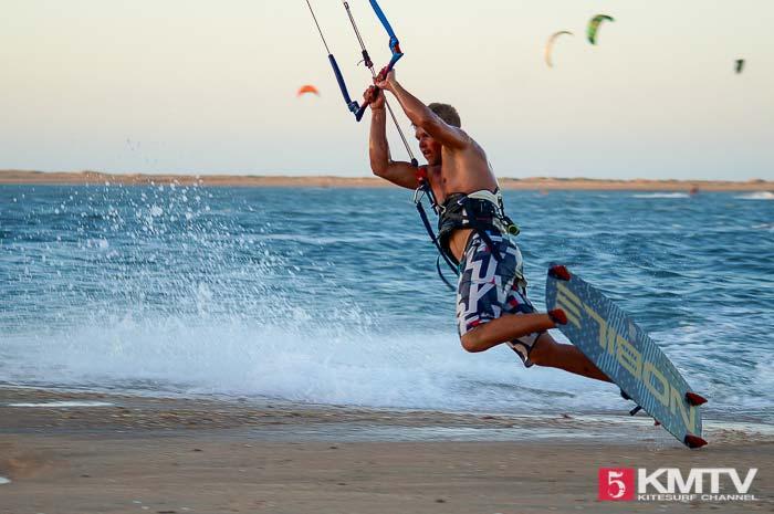 Kitereisen Brasilien - Kitesurfen in Ilha do Guajiru