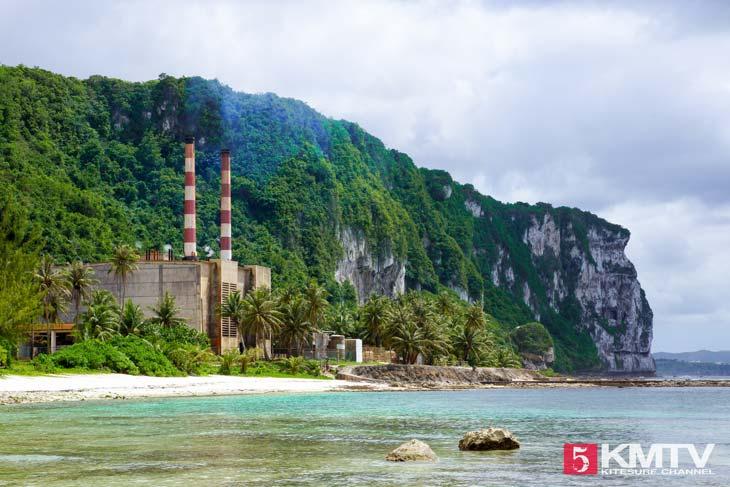 Kitereisen Guam - Kitesurfen wo Amerikas Tag beginnt