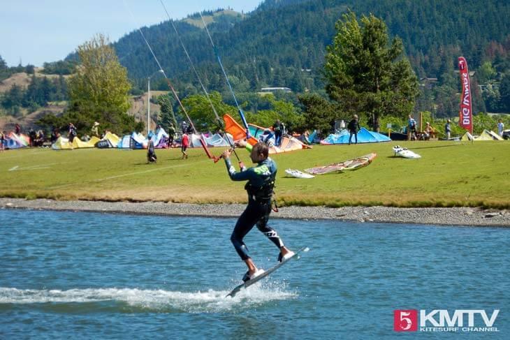 Kitereisen Hood River - Kitesurfen am Columbia River Gorge