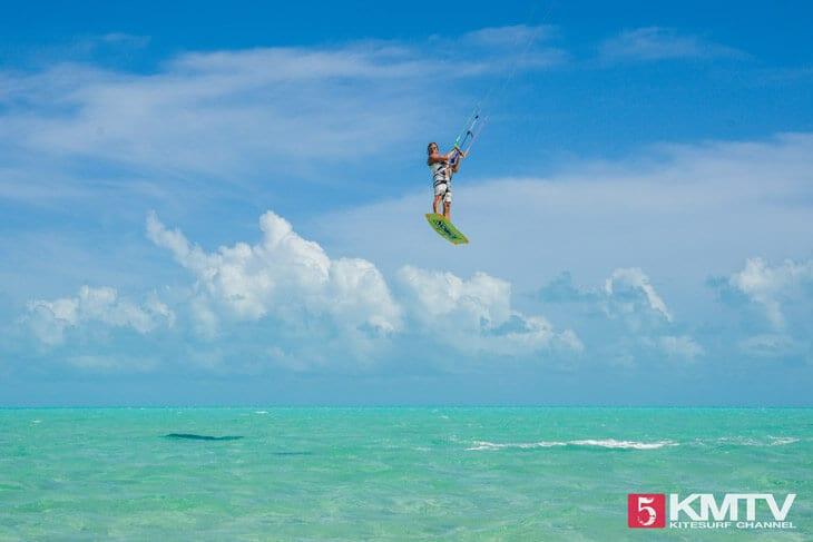 Providenciales Kitesurfen - Kitereisen in die Karibik