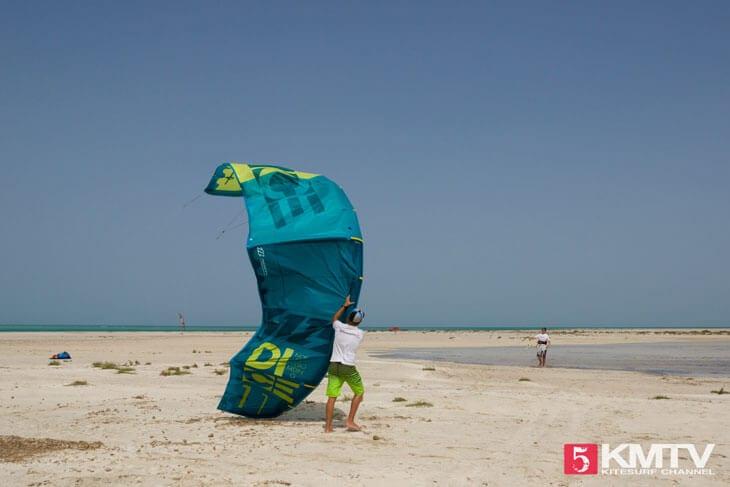 Kite landen - Tipps zum sicheren Landen beim Kiten