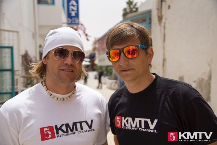 KMTV Team auf Djerba in Tunesien