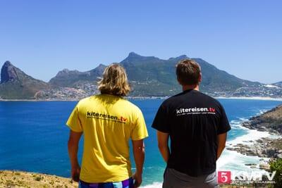 KMTV Team in Hout Bay Südafrika