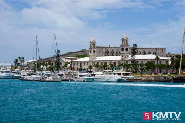 Bermuda Kitesurfen – Kitereisen im Bermuda Dreieck