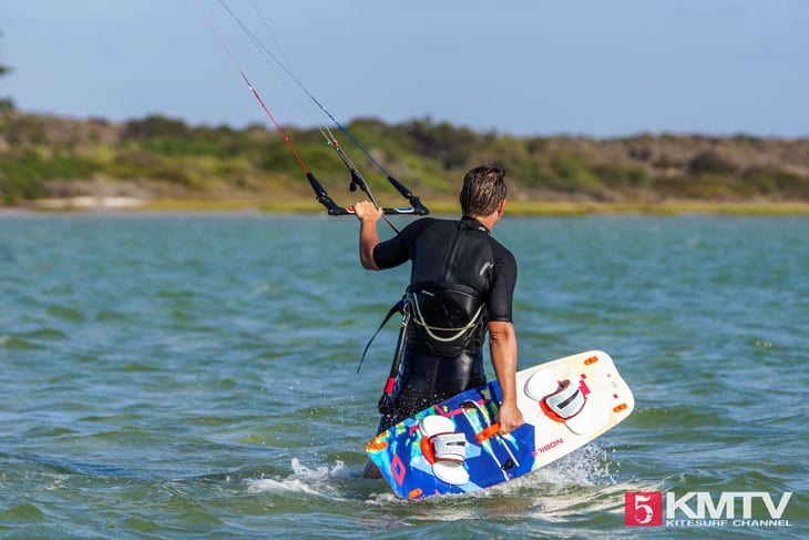 Erwartungen an einen Kitekurs zum Kitesurfen lernen