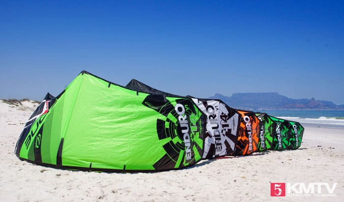 Ozone Enduro Kite 2016 - Check up