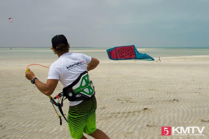 Kite ohne Helfer selber landen – Tipps und Video zum Erlernen by kitereisen.tv