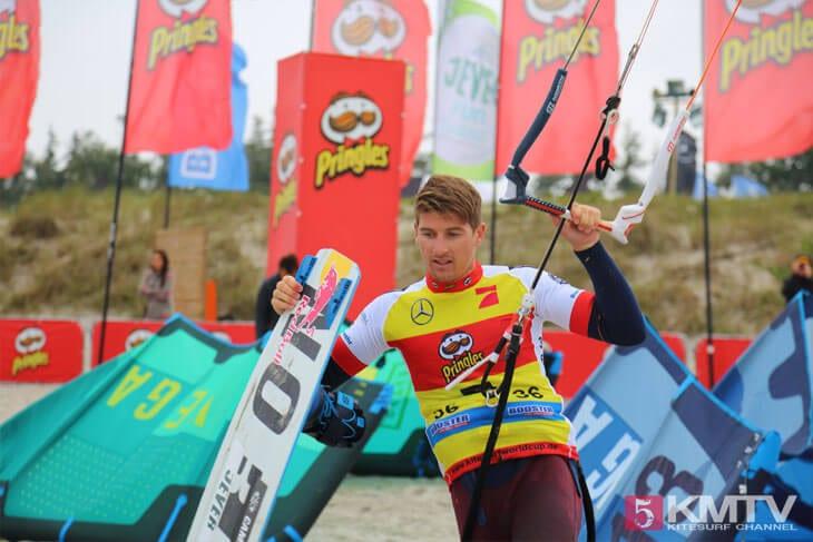 Aaron Hadlow - Pringles Kitesurf World Cup 2016