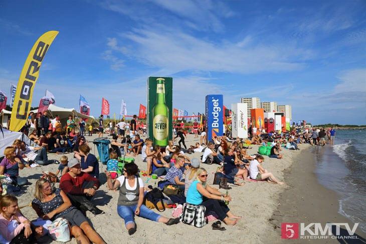 Pringles Kitesurf World Cup 2016 zurück auf Fehmarn