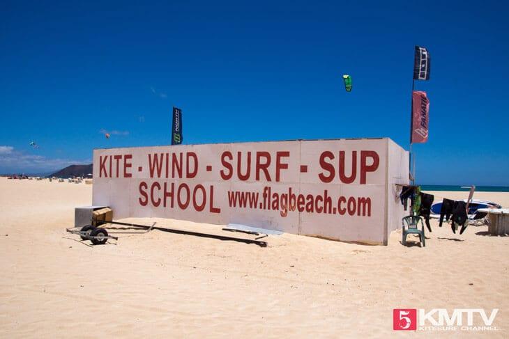 Fuerteventura Kitesurfen – Kitereisen auf die kanarischen Inseln