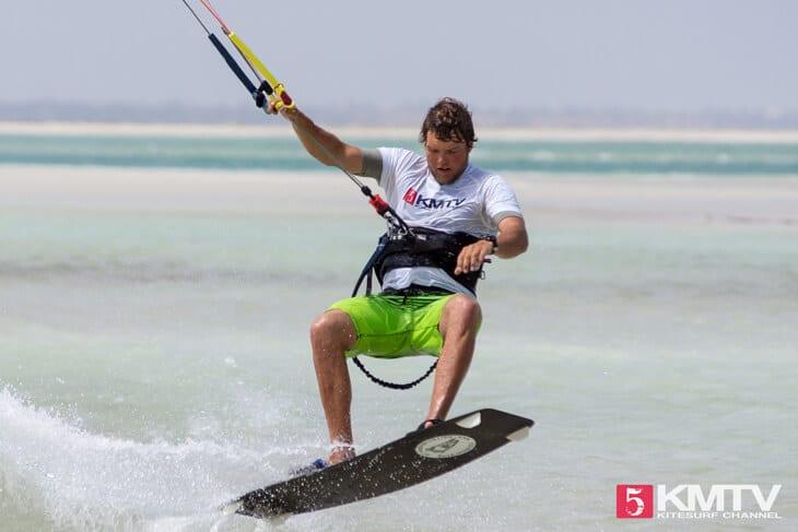 Beach Tip Transition beim Kiten – Tipps & Video zum sicheren Erlernen