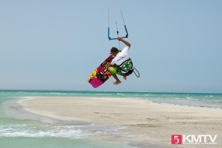 Beach Landing Backroll beim Kiten – Tipps & Video zum Erlernen