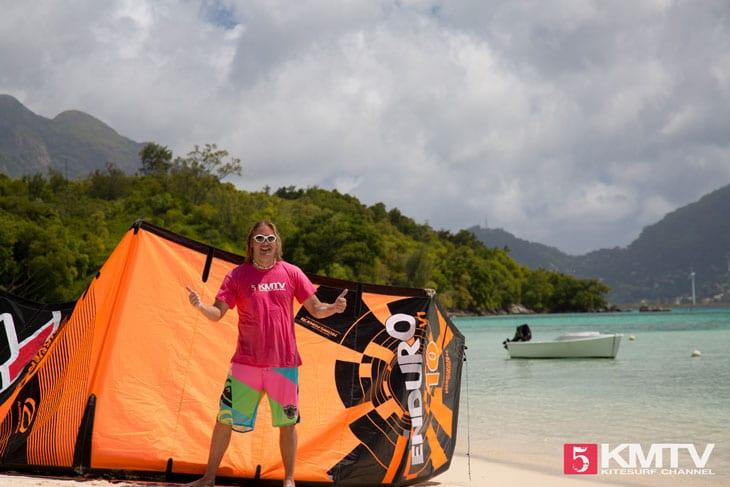 Cerf Island Seychellen Kitesurfen – Kitereisen in die traumhafte Inselwelt