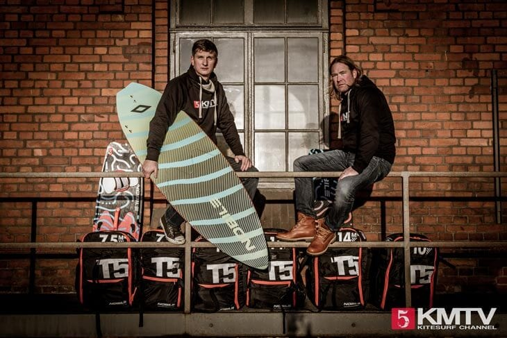 Element Sports Sponsor 2017 - Nobile Kiteboarding