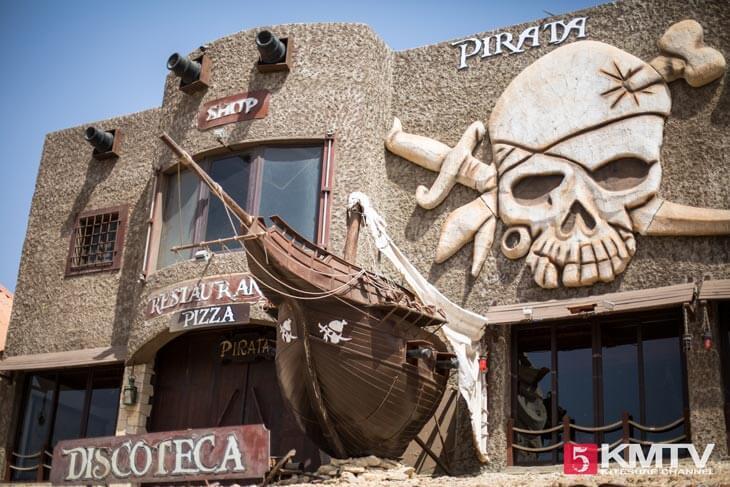 Pirata Nightlife - Kitereisen und Kitesurfen Sal Kapverden