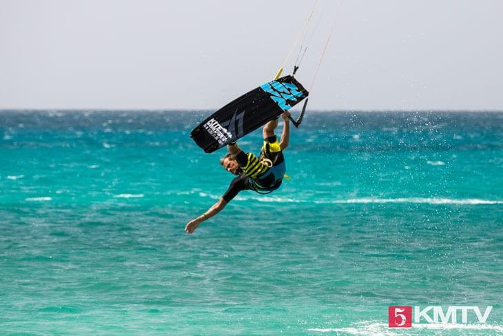Ponta Leme - Kitereisen und Kitesurfen Sal Kapverden