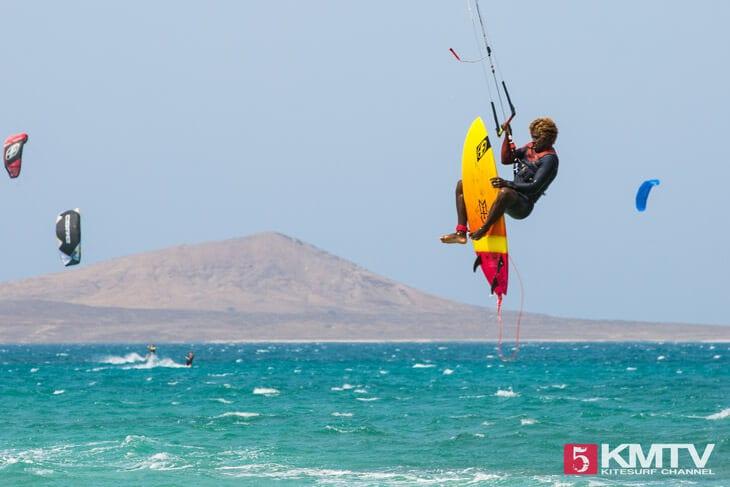 Mitu Monteiro - Kitereisen und Kitesurfen Sal Kapverden