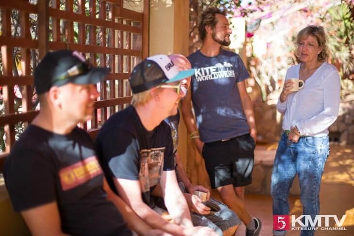 Kitereisen in der Gemeinschaft - Kitereisen und Kitesurfen Sal Kapverden