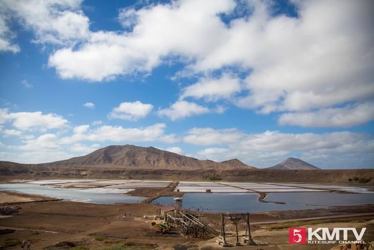 Salinen Pedra Lume - Kitereisen und Kitesurfen Sal Kapverden