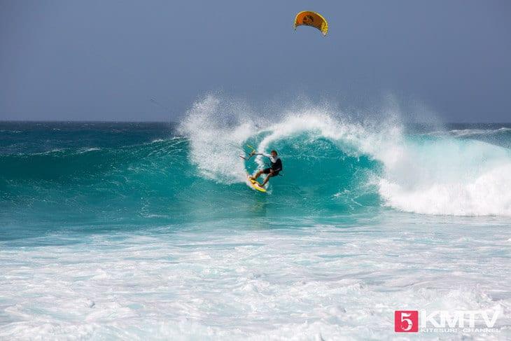 Ponta Preta- Kitereisen und Kitesurfen Sal Kapverden