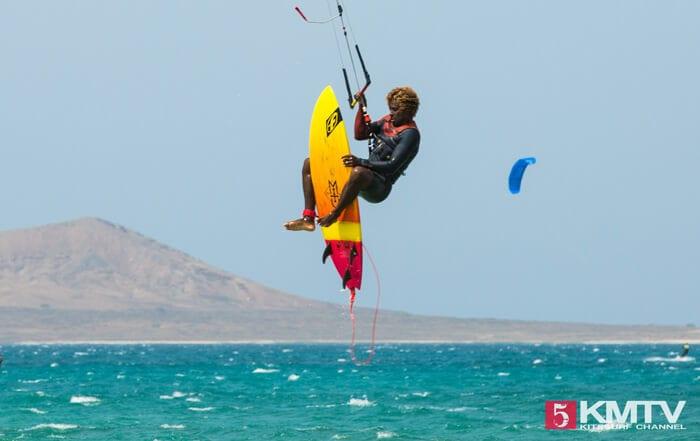 Sal Kitesurfen - Kitereisen ins Kiteworldwide House Kapverden