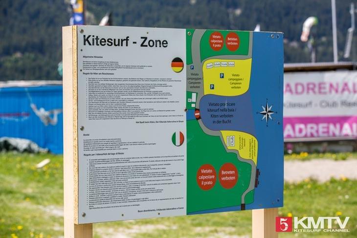Regeln zum Kitesurfen – Kitereisen Reschensee by kitereisen.tv