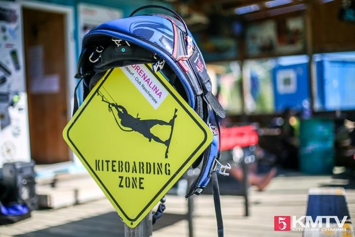 Kiteboarding Zone – Kitereisen Reschensee by kitereisen.tv