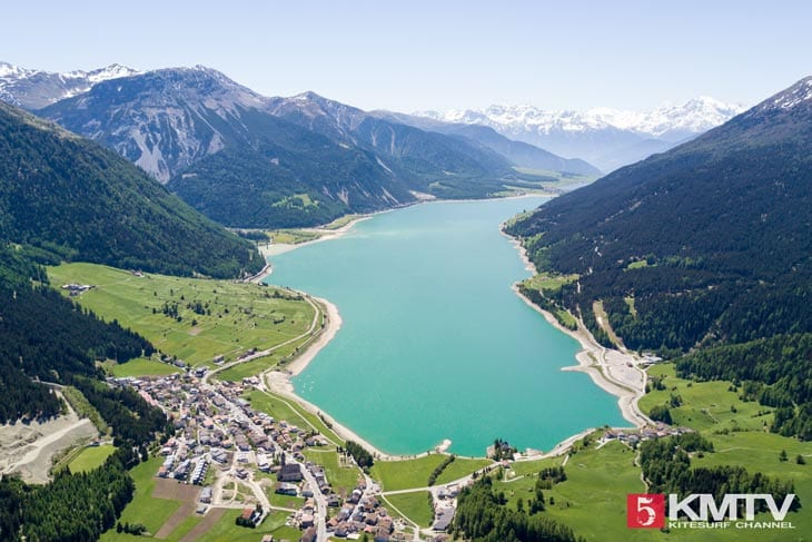 Lago di Resia – Kitereisen Reschensee by kitereisen.tv