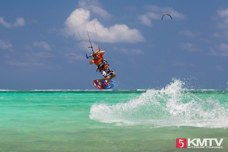 Barkers Kitespot - Cayman Islands Kitesurfen und Kitereisen