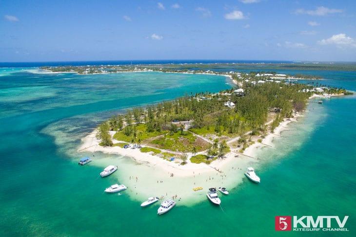 Starfishpoint - Cayman Islands Kitesurfen und Kitereisen