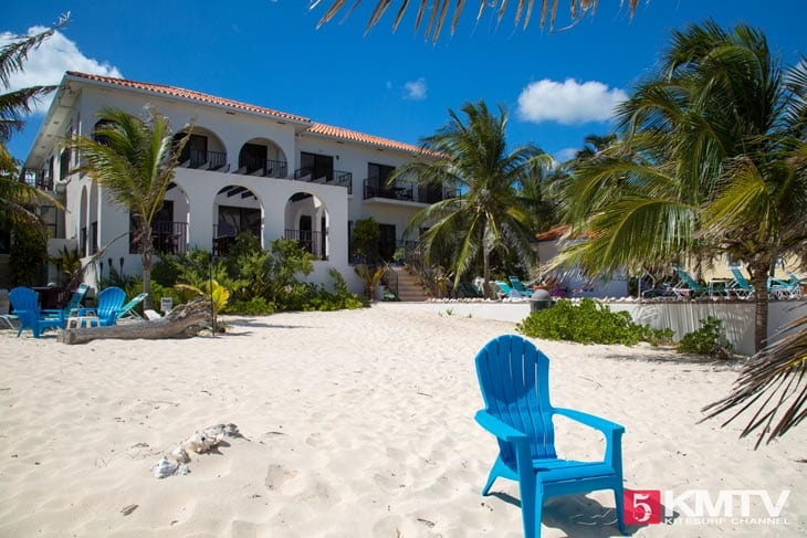 Turtle Nest Inn - Cayman Islands Kitesurfen und Kitereisen