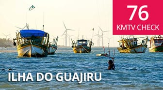 Ilha do Guajiru Kitereisen und Kitesurfen Check Review