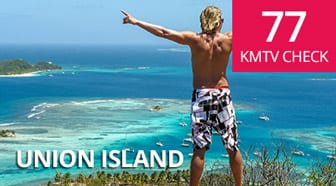 Union Islands Kitereisen und Kitesurfen Check Review