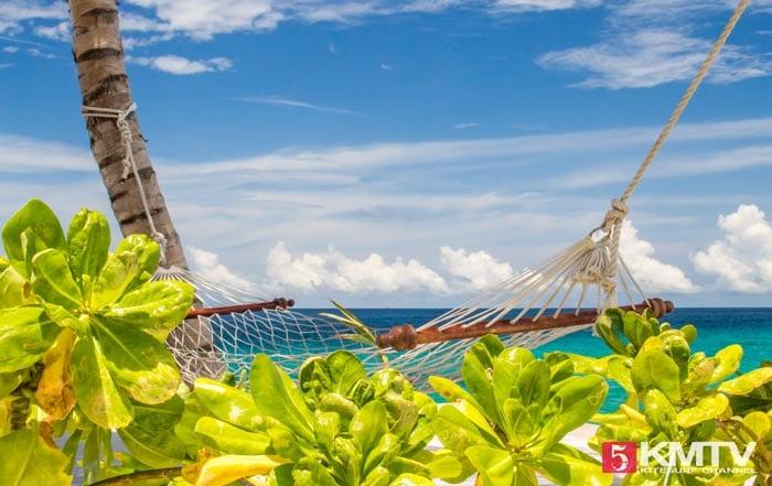 Kuredu Kitesurfen - Kitereisen auf die Malediven